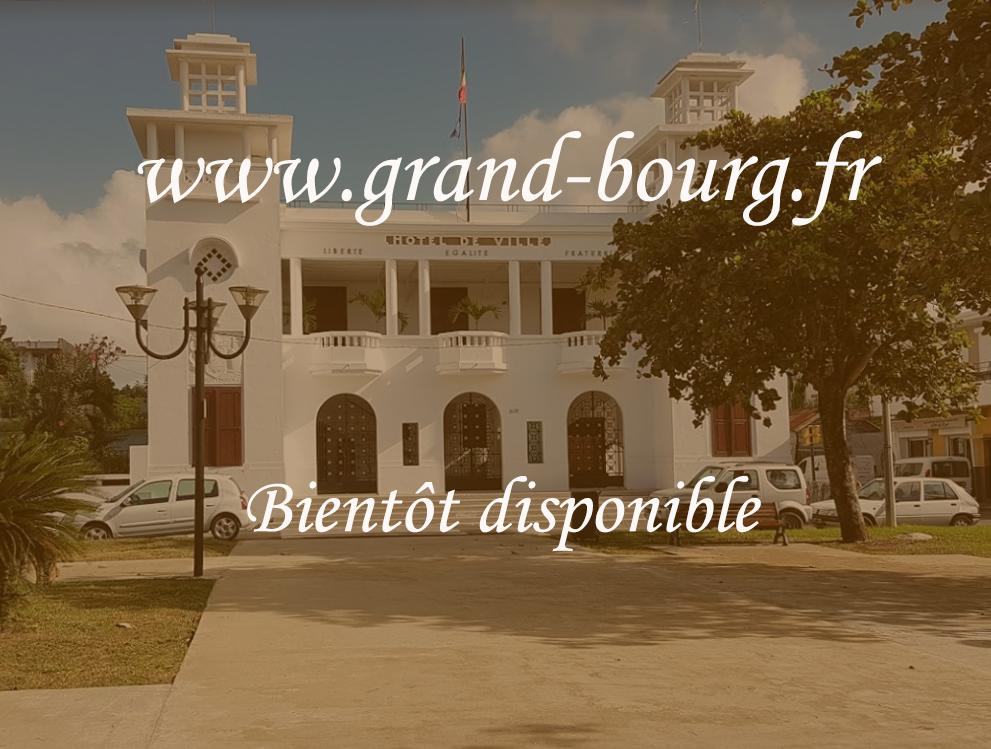 Mairie de Grand-Bourg